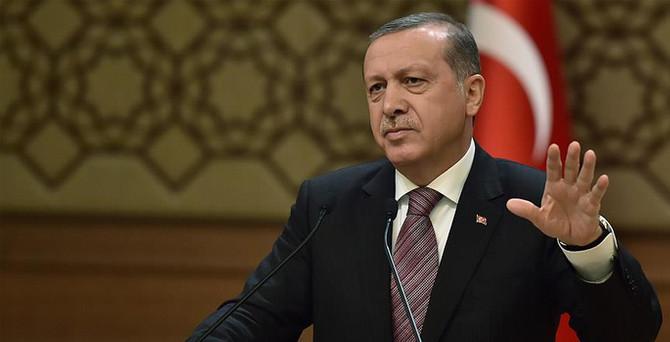 Erdoğan'dan 'yerli ve milli' yanıtı