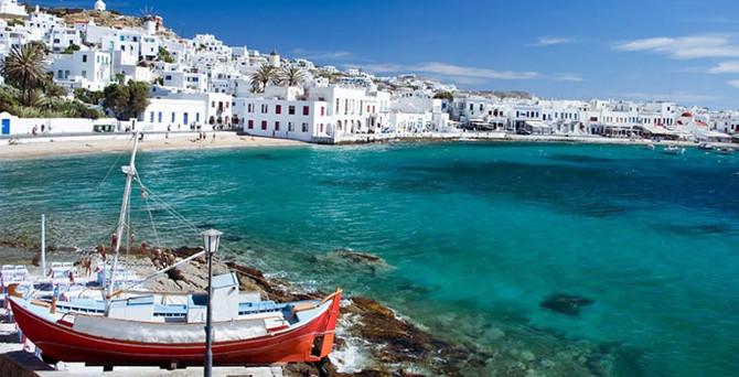 Mikonos ve Santorini yüzde 12 daha pahalı