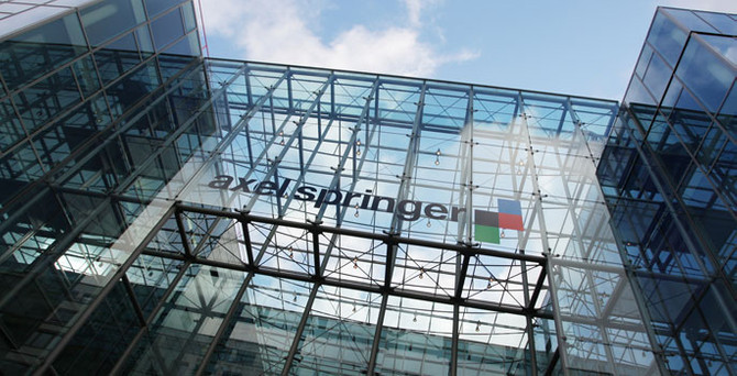 Business Insider'ın yüzde 97'si Axel Springer'in