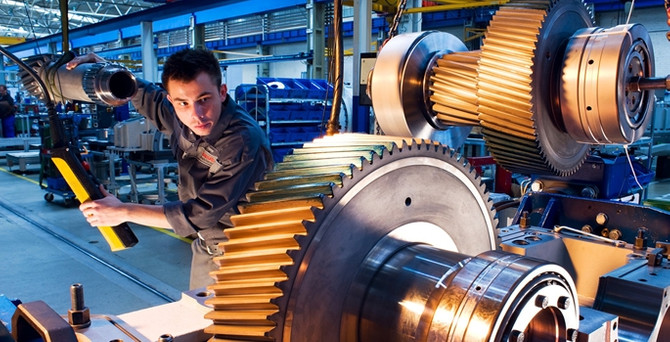 Sanayi üretiminde 5 yılın en hızlı artışı