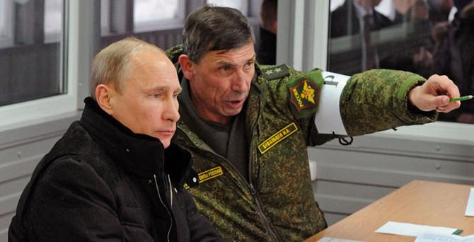 Rusya'dan Suriye'de askeri operasyona onay