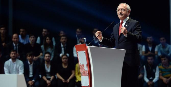 CHP seçim bildirgesinde gençleri ve ekonomiyi ön plana çıkardı