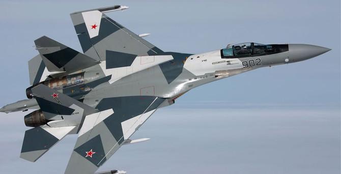 Rusya, Suriye'de ilk kez hava saldırısı düzenledi