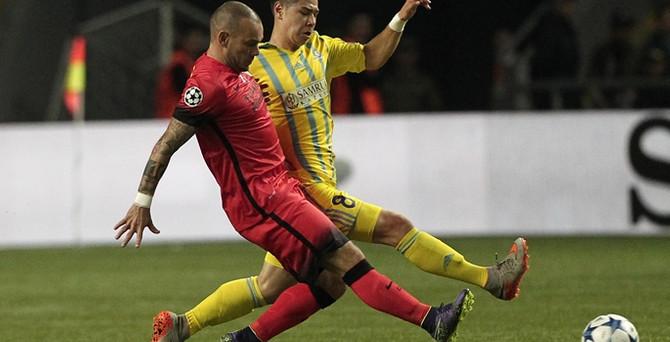 Galatasaray galibiyet hasretini bitiremedi