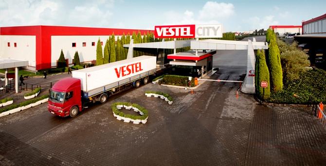 Vestel pazar payını yüzde 20'ye çıkardı