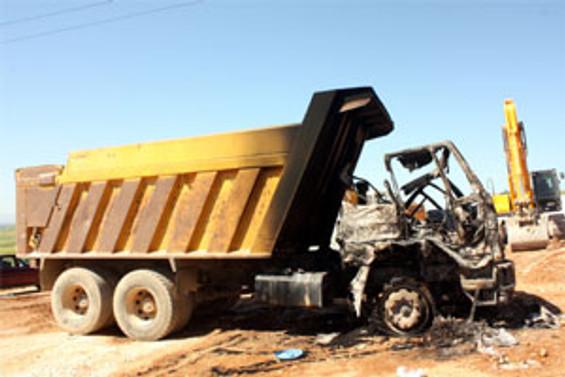 PKK, taş ocağı bastı