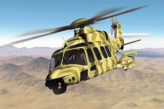 Türkiye, helikopter ihraç üssü olacak