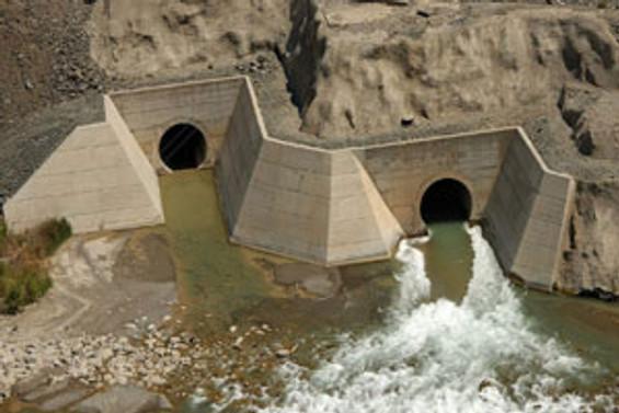 Ege Bölgesi'nin en büyük barajı yarın açılıyor