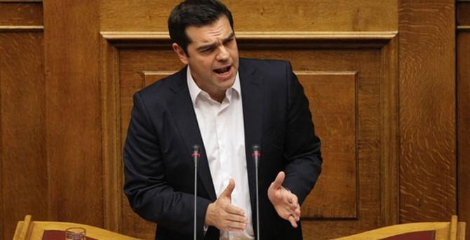 Çipras IMF'yi eleştirdi