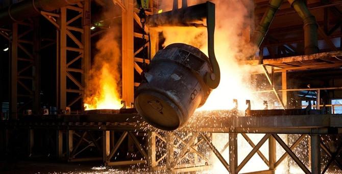 Çelik ihracatı 14,7 milyon ton oldu