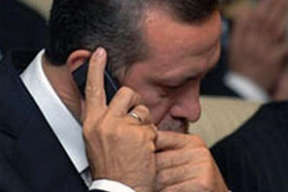 Erdoğan Esad'la görüştü