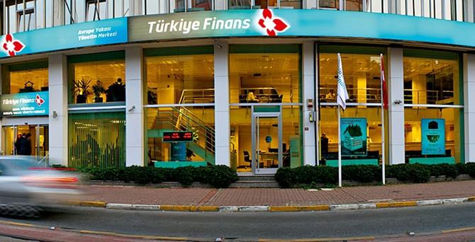 Türkiye Finans'ta görev değişimi
