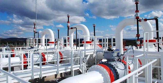Emek Boru, Cezayir'de doğalgaz hattı takibinde