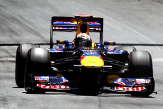 'Teşekkürler Alonso, hoş geldin Vettel'