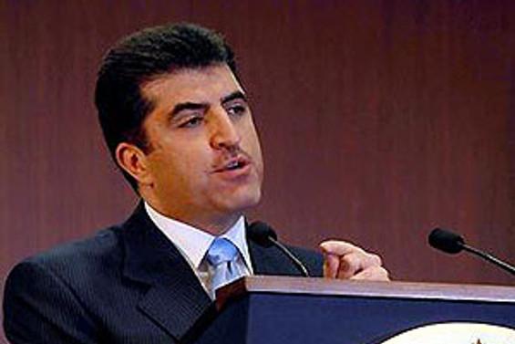 Neçirvan Barzani, Türkiye'ye geldi