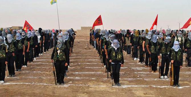 Af Örgütü: YPG savaş suçu işledi