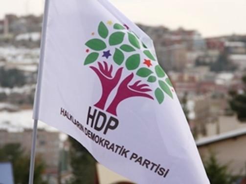 HDP'de Komisyon üyeleri belirlendi