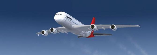 Uçak türbülansa girdi, 7 kişi yaralandı