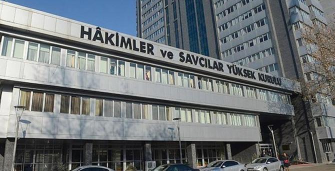 HSYK 2 bin 847 hakim ve savcıyı ihraç etti