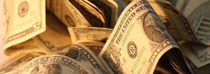 ABD'nin bütçe açığı 1,3 trilyon dolar