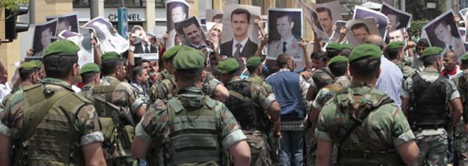 Suriye'de 120 polis öldürüldü