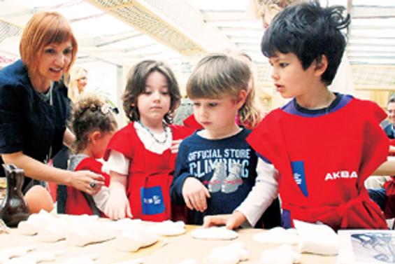 Sabancı Müzesi çocuklarla buluşuyor
