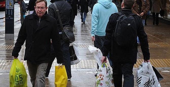 İngiltere'de perakende satışlar sürpriz yaptı