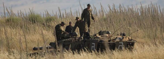 Suriye sınırında operasyon