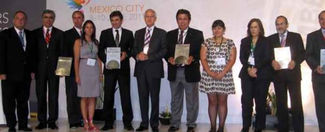 Dünya Odalar Yarışması'nda ödülü İTO kaptı