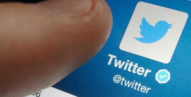 Twitter'a  2,5 saat erişim sağlanamadı