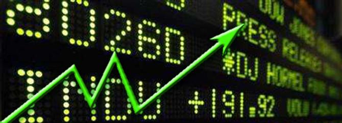 Borsada yön, yurtdışı etkisinde yukarı