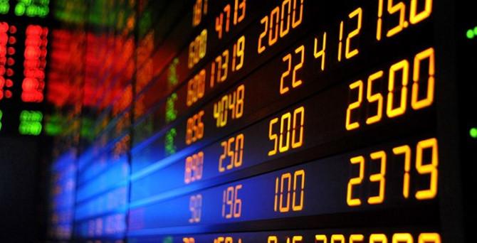 Borsa günün ilk yarısında yüzde 1,44 yükseldi