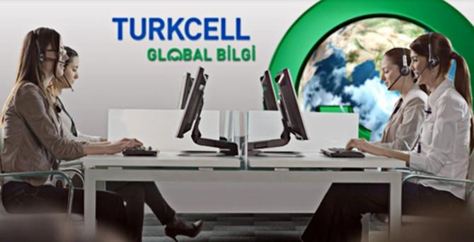 Turkcell Global Bilgi'ye ABD'den iki dünya birinciliği