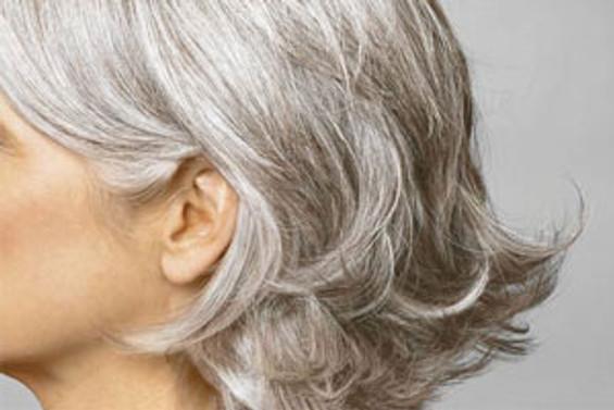 Beyaz saç tarihe mi karışıyor ?