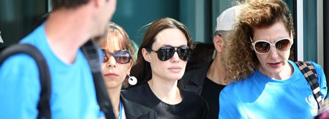 Angelina Jolie'den üzücü haber