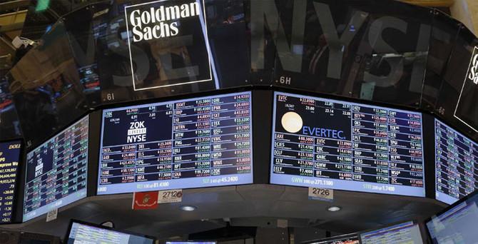 Fed'den Goldman Sachs'e para cezası
