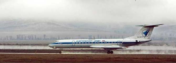 Rusya'da uçak düştü: 44 ölü, 8 mucize