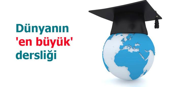 Dünyanın en büyük dersliği: Khan Academy