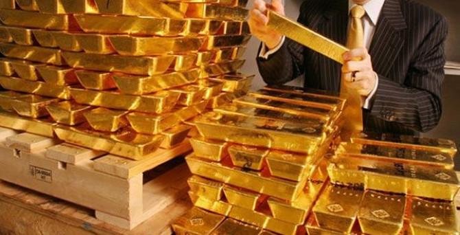 Altını Fed dizginliyor
