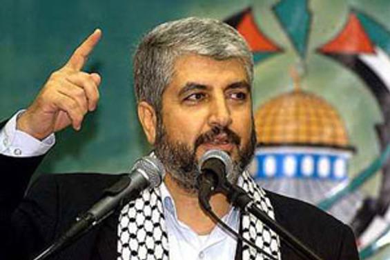 Hamas lideri Meşal Türkiye'de