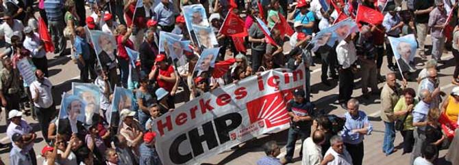 CHP heyeti Reyhanlı'ya gidiyor