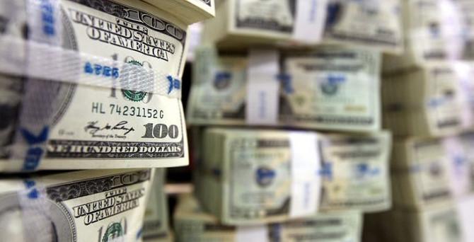 Bankacılık sektörünün kredi hacmi azaldı