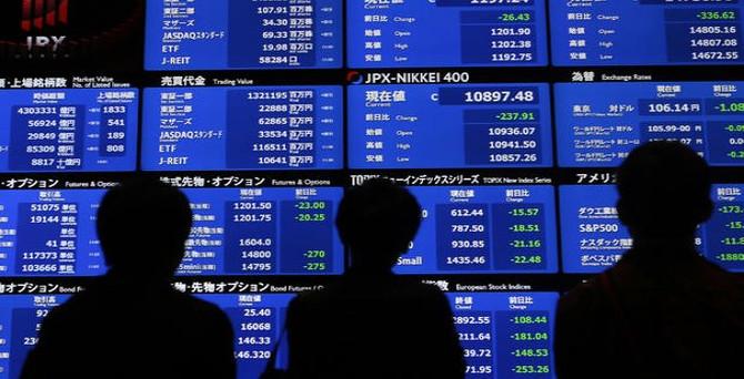 ECB sonrası Asya borsaları geriledi