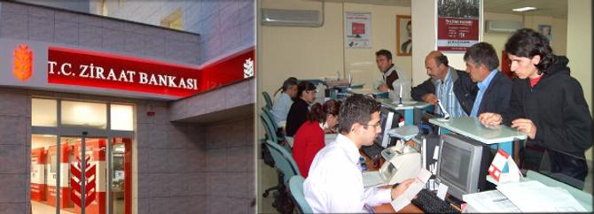 Ziraat Bankası 1 milyar TL'lik bono ihracı yaptı