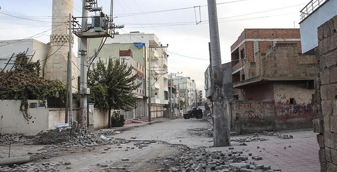 Nusaybin'de 4 mahallede sokağa çıkma yasağı