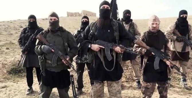 IŞİD üyesi dört kişi yakalandı