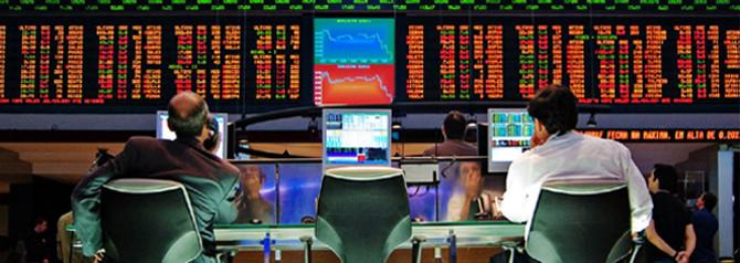 Piyasalarda hacimsiz ve kararsız seyir etkili