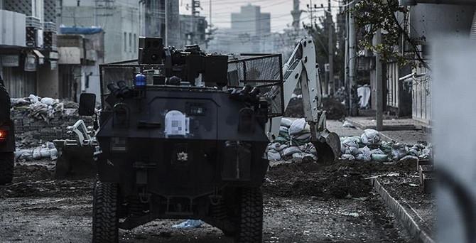 Bismil'de terör saldırısı: 2 yaralı