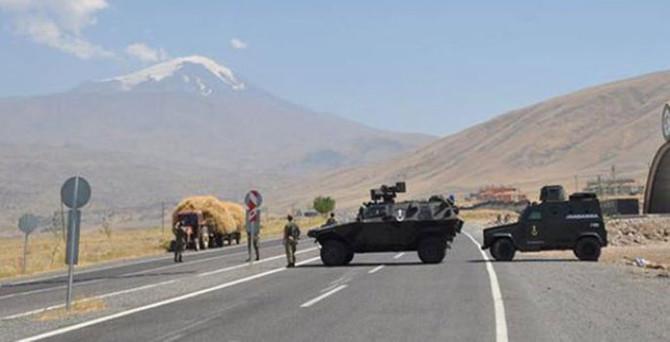 İki ilçe 'özel güvenlik bölgesi' ilan edildi