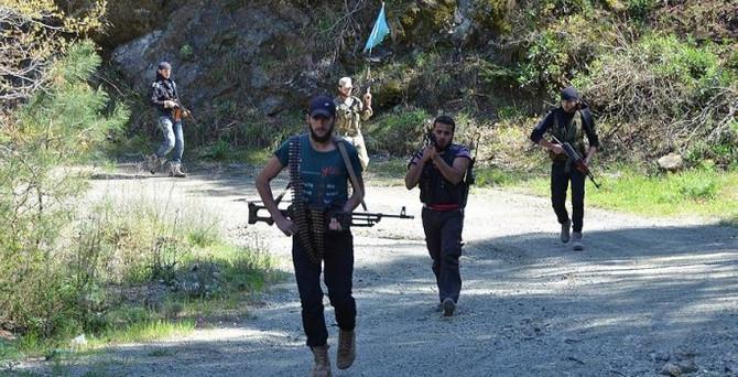 Türkmenler Kızıldağ için karşı saldırıya geçti